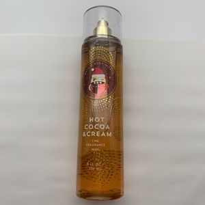 Bath & Body Works Makeup - Bath & Body Works Hot Cocoa & Cream Fragrance Mist